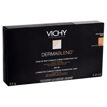 Vichy Dermablend - Base Compacta Corretiva Fps30 - Bronze 55