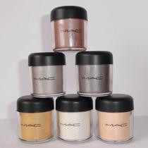 Mac Pigment Sombra Em Pó - Cores Sortidas - A Pronta Entrega