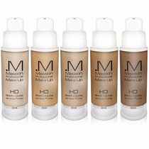 Base Liquida High Definition Masson Professional Make Up