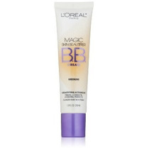 Bb Cream Magic Skin Beautifer Loreal Medium