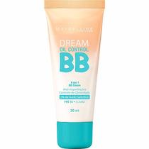 Maybelline Dream Oil Control 8em1 Fps15- Bb Cream 30ml Claro