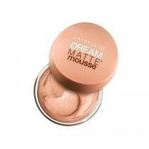 Base Facial Dream Matte Mousse - Honey Beige Medio