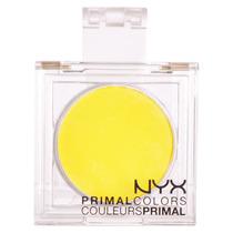 Pó Facial Nyx Primal Colors Hot Yellow