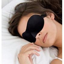 Máscara Para Dormir - Tapa Olhos - Durma Bem Confortavel 3d