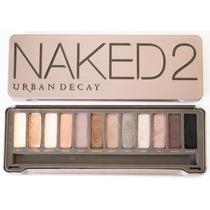 Estojo De Sombra Naked2 Ou Naked3 + Brindes