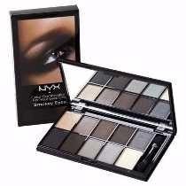 Paleta De Maquiagem Nyx Esp10csmey Smokey Eyes - *original*