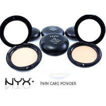 Nyx Pó Twin Cake Powder Make-up