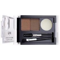 Nyx Eyebrow Cake Powder Kit Sobrancelha Taupe/ash Frete Baix