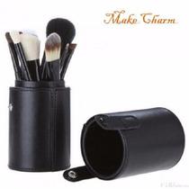 Kit 12 Pinceis Maquiagem Profissional Mac, Zoreya, Sigma