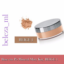 Base Em Pó Mineral Mary Kay Beige 1