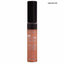 Gloss Loréal New Hip Splendio 160