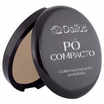 Po Compacto Dailus Cor 02 Bege Claro - 10g