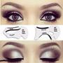 Kit Stencil Cat Eyeliner Smoked Eye Importado2 Peças