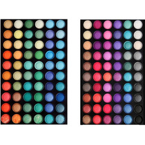 Paletas De Sombras Importadas 120 Cores 4 Modelos