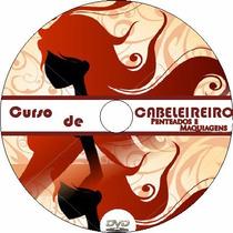 Cabeleireiro - Completo Pacote De Vídeo (8 Dvds) Fréte Gráti