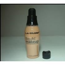 Base Liquida Mineral L.a Colors Original A Pronta Entrega