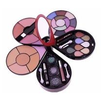 Estojo Maquiagem Gota Ruby Rose+pinceis+mascara+de 40 Itens!