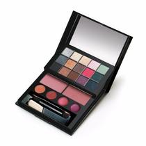 Paleta Maquiagem Avon 15 Sombras 2 Blush 4 Brilhos 3 Pincel