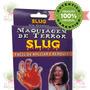 Kit De Maquiagem Profissional Slug Terror - Festa Fantasia