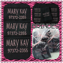 Toalhinhas Mary Kay Bordadas (brinde)