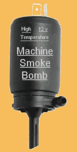 Maquina De Fumaça - Bomba - Manutenção -