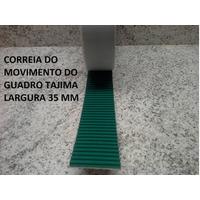 Tajima Correia Dentada Pro Movimento Do Guadro 35 Mm Largura
