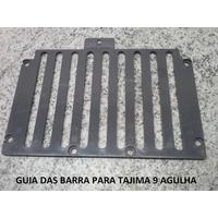 Tajima Peças De Maquina De Bordar Guia Das Barra De 9 Agulha