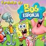 Bob Esponja Bordados - Frete Grátis Por Email Pes Jef Ou Dst
