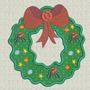 Bordados De Natal - Frete Grátis No Dvd - Pes, Jef Ou Dst