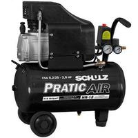 Compressor De Ar Baixa Pressão 8.2 Pe 22l Mono. - Schulz