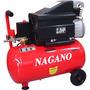 Compressor De Ar 2 Hp 24 Litros - Nca24l2hp - Nagano
