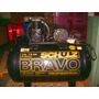 Compressor De Ar Csl 15 Br 180l 110/220v Schuls Bravo