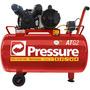 Compressor De Ar Monofásico. 100 Litros. 2cv. 140 Libras