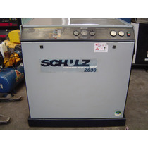 Compressor Parafuso Schulz Srp2030 30hp 120pés