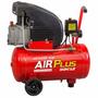 Compressor De Ar Msi 8,5 Motor 2 Hp 25 Litros Schulz 220v