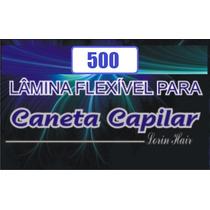 Laminas Para Caneta Capilar 500 Unidades
