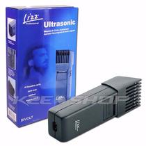 Maquina De Cortar Cabelo E Acabamento Lizz Ultrasonic Recar