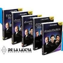 21 Dvds De Cabeleireiro De La Lastra Coleção****