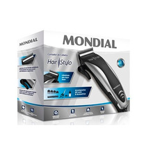 Cortador De Cabelos Hair Stylo Kit Com 8 Peças - Mondial