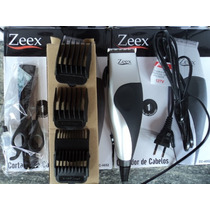 Maquina Eletrica Cortar Cabelo, Zex E Fama, Pronta Entrega