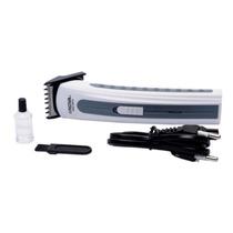 Máquina Para Cortar Cabelo Fazer Barba Pezinho Recarregável