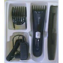 Maquininha De Fazer Barba E Cortar Cabelo