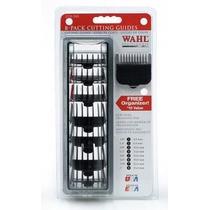 Taper Clippers - Wahl Comb Set 1-8 Pretos Cabelos Caddy