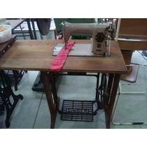 Antiga Maquina De Costura Singer Funcionando