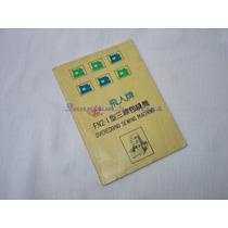 Manual Instruçoes Maquina Costura Fn2-1 - Usado