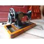 Máquina De Costura Singer Manual Antiga (funcionando)