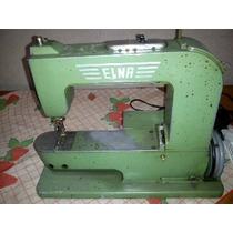 Maquina De Costura Suíça Elna