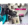 Máquina De Overloque Industrial Revisadas Completas Nf