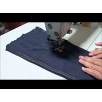Máquina De Costura Reta Industrial Siruba Semi Nova Completa