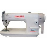 Máquina De Costura Industrial Reta Yamata Fy8700 Nova C/ Nf